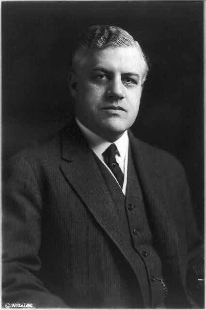 Alexander Mitchell Palmer, ca. 1919 - Library of Congress, Prints and Photographs Division