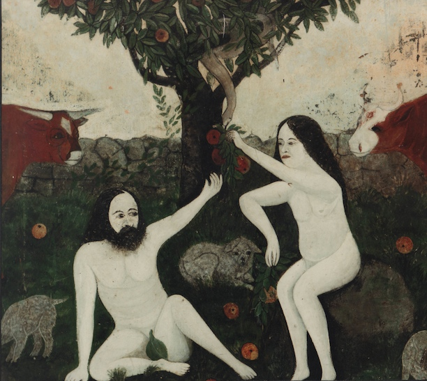 Ellis Ruley, Adam and Eve