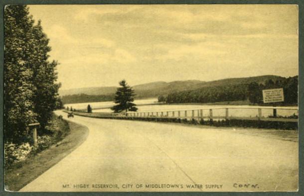 MT. Higby Reservoir