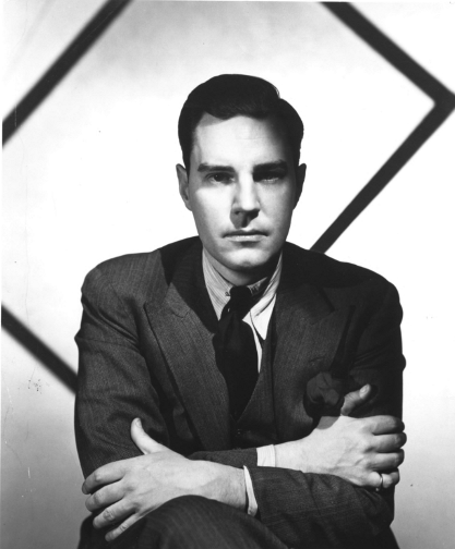 A. Everett Austin Jr., age 35. Photo by George Platt Lynes, 1936 - National Register of Historic Places