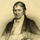 Detail of frontispiece from Memoir of Eli Whitney, ESQ. by Denison Olmsted, 1846.