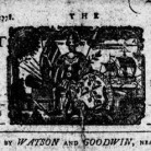 The Connecticut Courant and Hartford Weekly Intelligencer header under Hannah Bunce Watson, January 20, 1778.