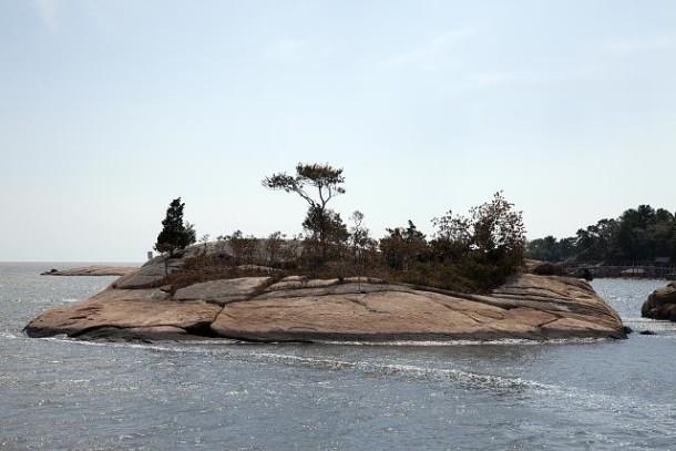 Thimble Islands Map