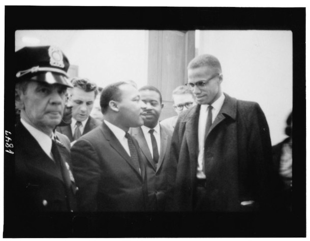 Malcolm X In Hartford Our Mission Is Not Violence But Freedom