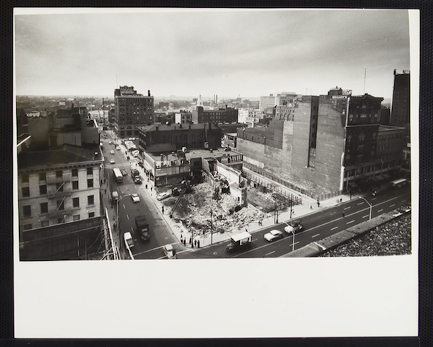 Demolition Day, 1959