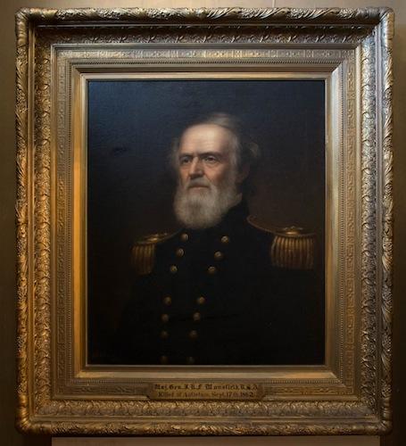 Major General J. K. F. Mansfield