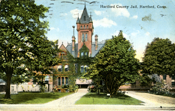 Hartford County Jail, 1915