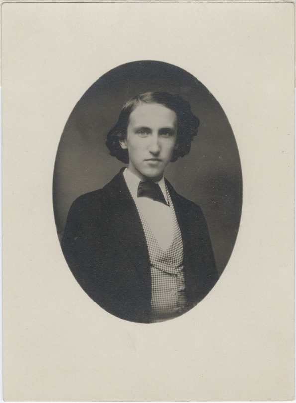Photograph of Josiah Willard Gibbs