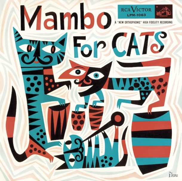 Mambo for Cats by Jim Flora