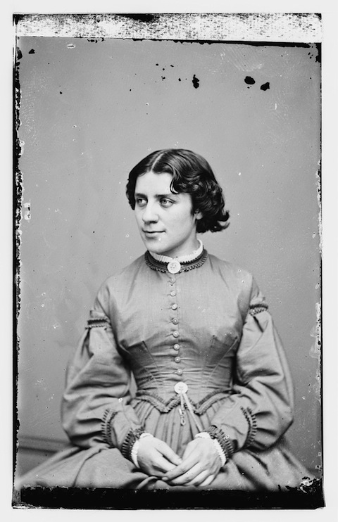 Anna E. Dickinson