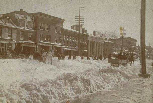 Middletown, Main Street