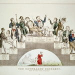 Currier & Ives, The drunkards progress. From the first glass to the grave