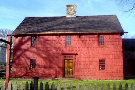 Putnam Cottage (Knapp Tavern), Greenwich