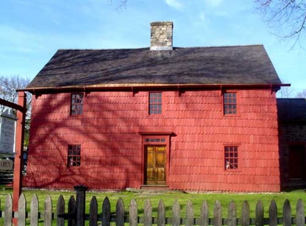 Putnam Cottage (Knapp Tavern), Greenwich