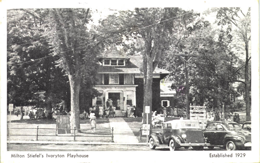 The Ivoryton Playhouse