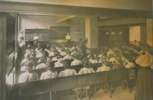Southern New England Telephone Company Operator School