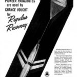 1954 ad for Pioneer Parachutes