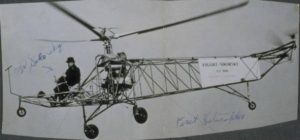Igor Sikorsky and the first successful helicopter built in America, Stratford
