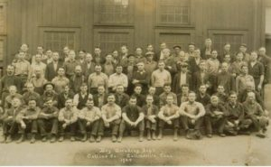 The Collins Company Dry Grinding Department, Collinsville