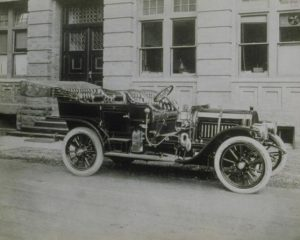 Pope Automobile Model S, Seven Passenger Car, 1909