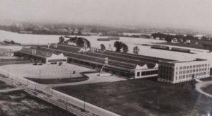 The Pratt & Whitney Aircraft Company in East Hartford