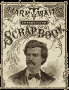 Mark Twain's Interactive Scrap Book