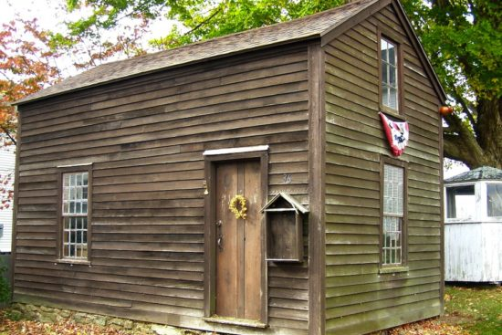 Sabbath Day House, Durham