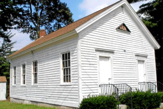 Wylie School, Voluntown Historical Society