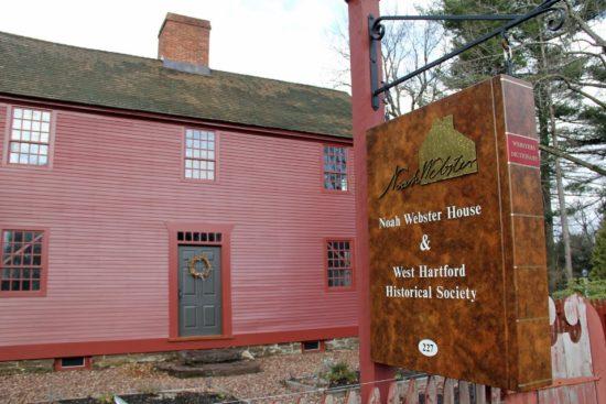Noah Webster House, West Hartford
