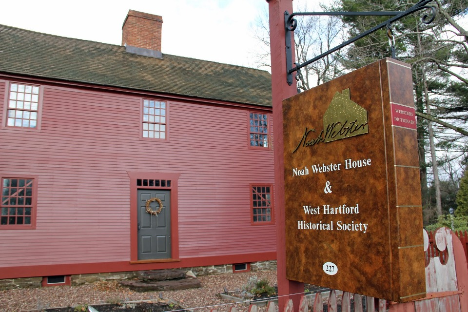 Noah Webster House, West Hartford