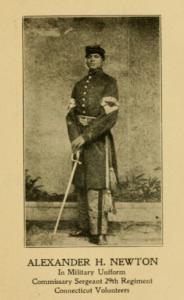 Commissary Sergeant 29th Regiment