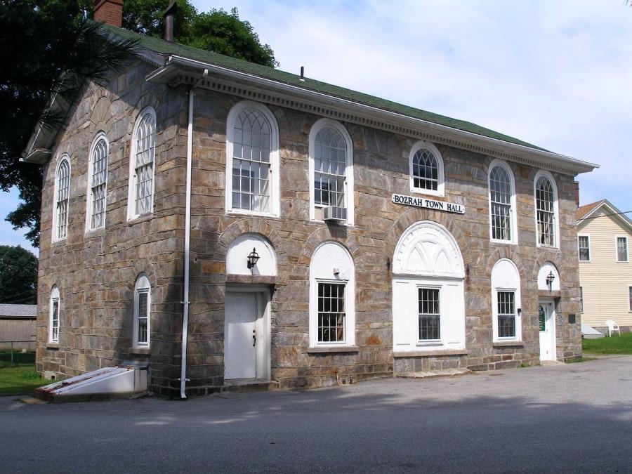 Town Hall, Bozrah