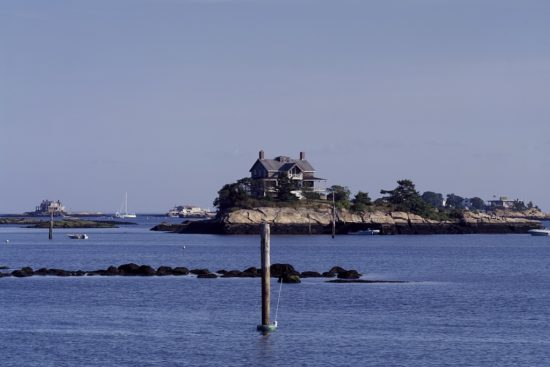 The Thimble Islands, Branford