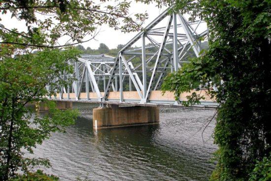 Lake Lillinonah Bridge