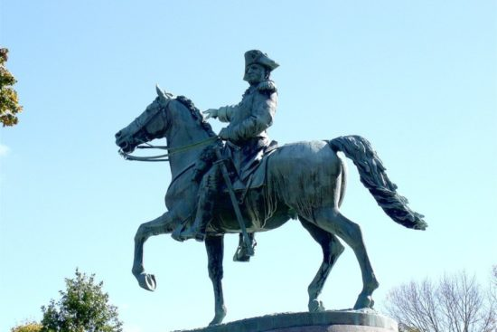 Israel Putnam Monument, Brooklyn