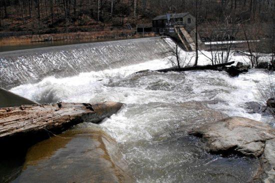 Housatonic River, Falls Village, Canaan
