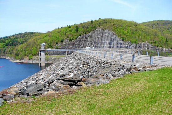 Colebrook Dam, North Colebrook