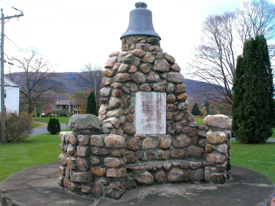 East Canaan War Memorial, North Canaan