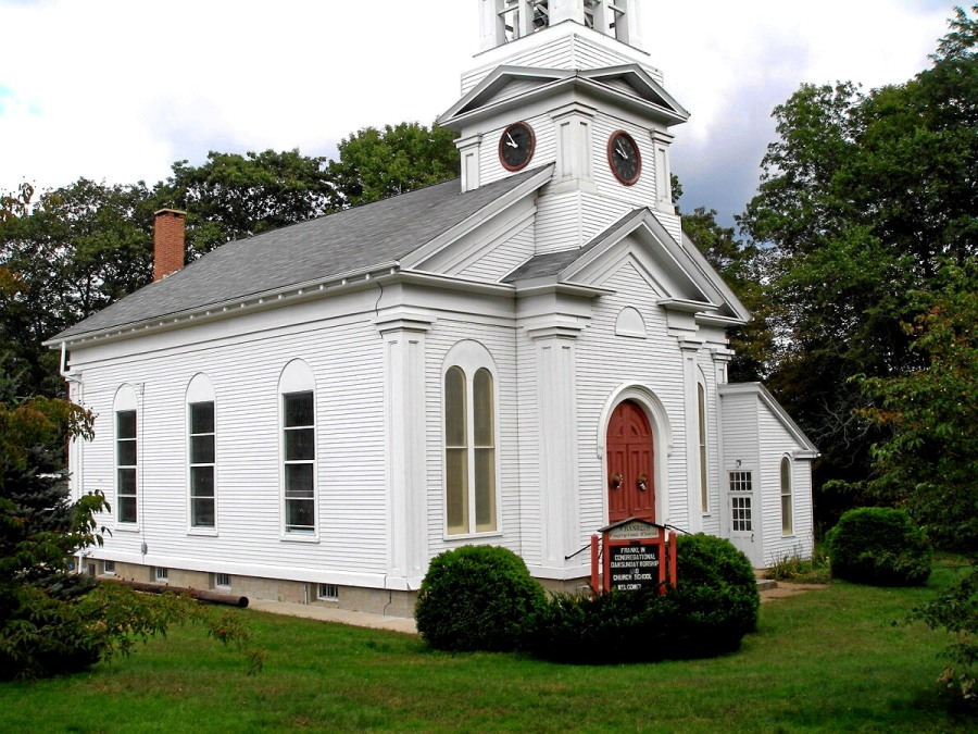 Congregational Church, Franklin