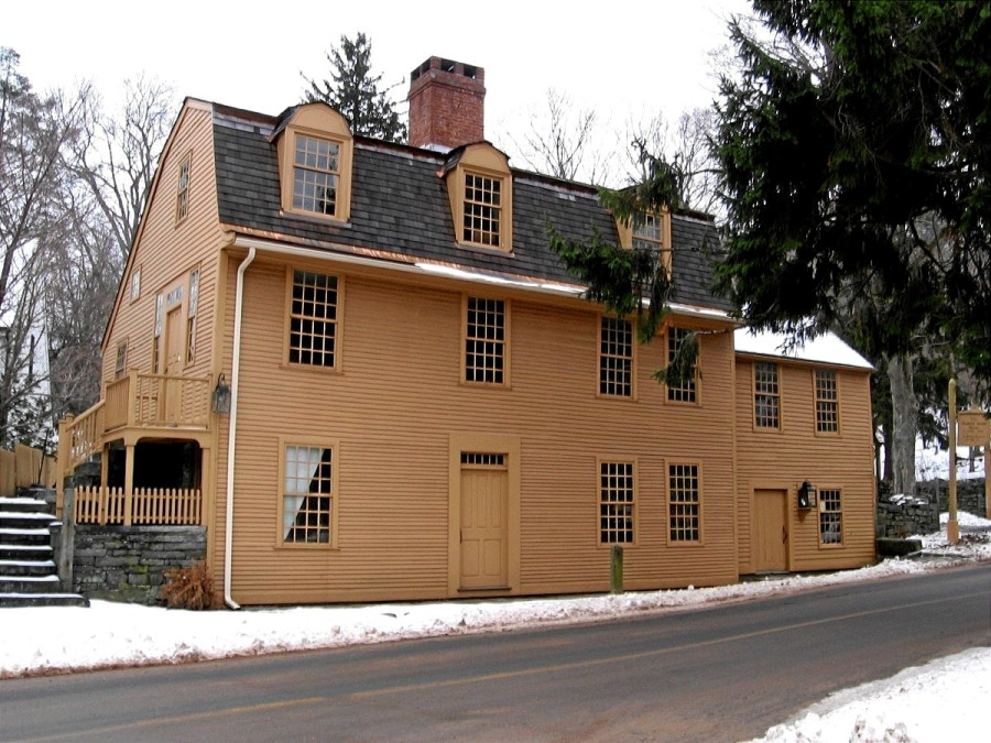 Thankful Arnold House, Haddam