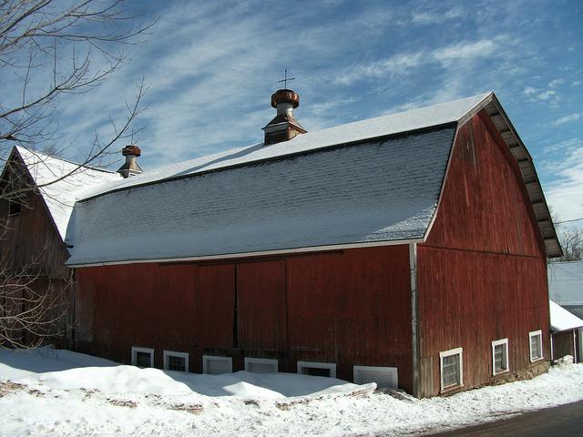 Barn, West Hartland, Hartland