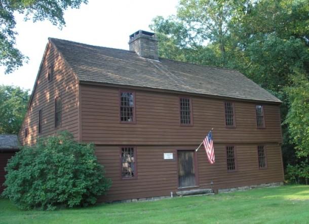 Deacon John Graves House, Madison