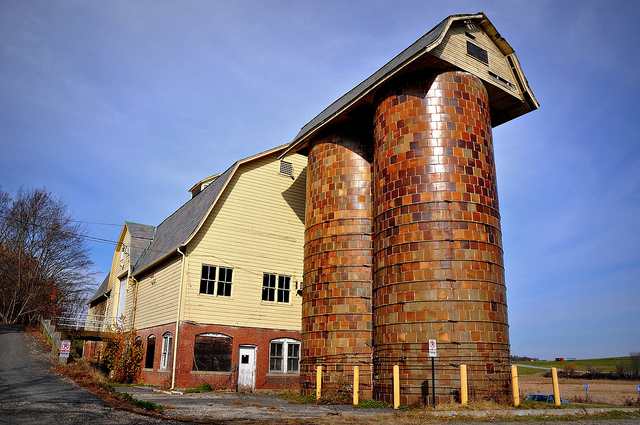 Dairy Barn, University of Connecticut, Storrs