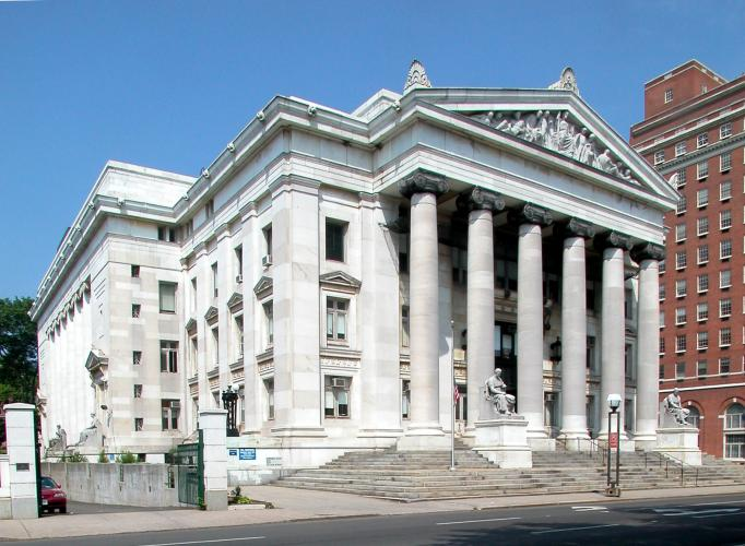 US District Court, New Haven