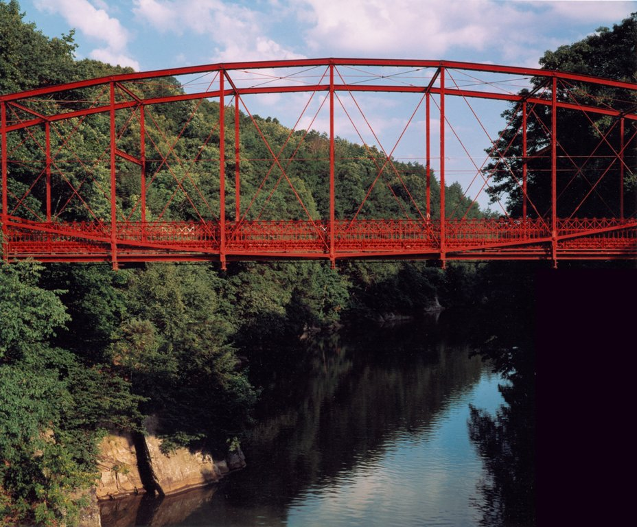 Lover's Leap Bridge, New Milford