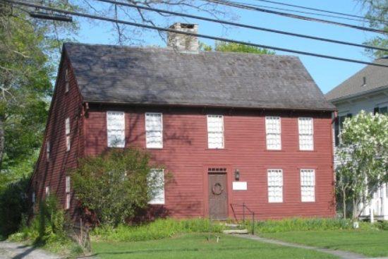 Matthew Curtiss House