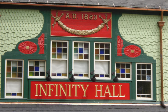Infinity Hall, Norfolk