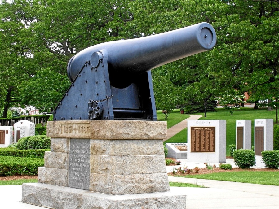 Civil War Memorial, North Haven