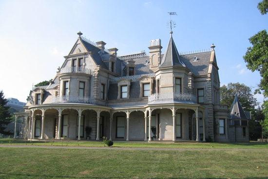 Lockwood-Mathews Mansion Museum, Norwalk