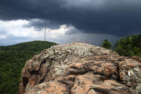 Pinnacle Rock, Plainville